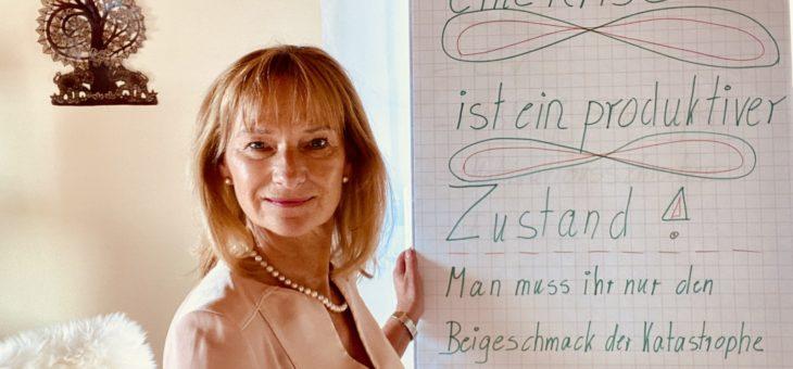MitResilienzaus der Krise!